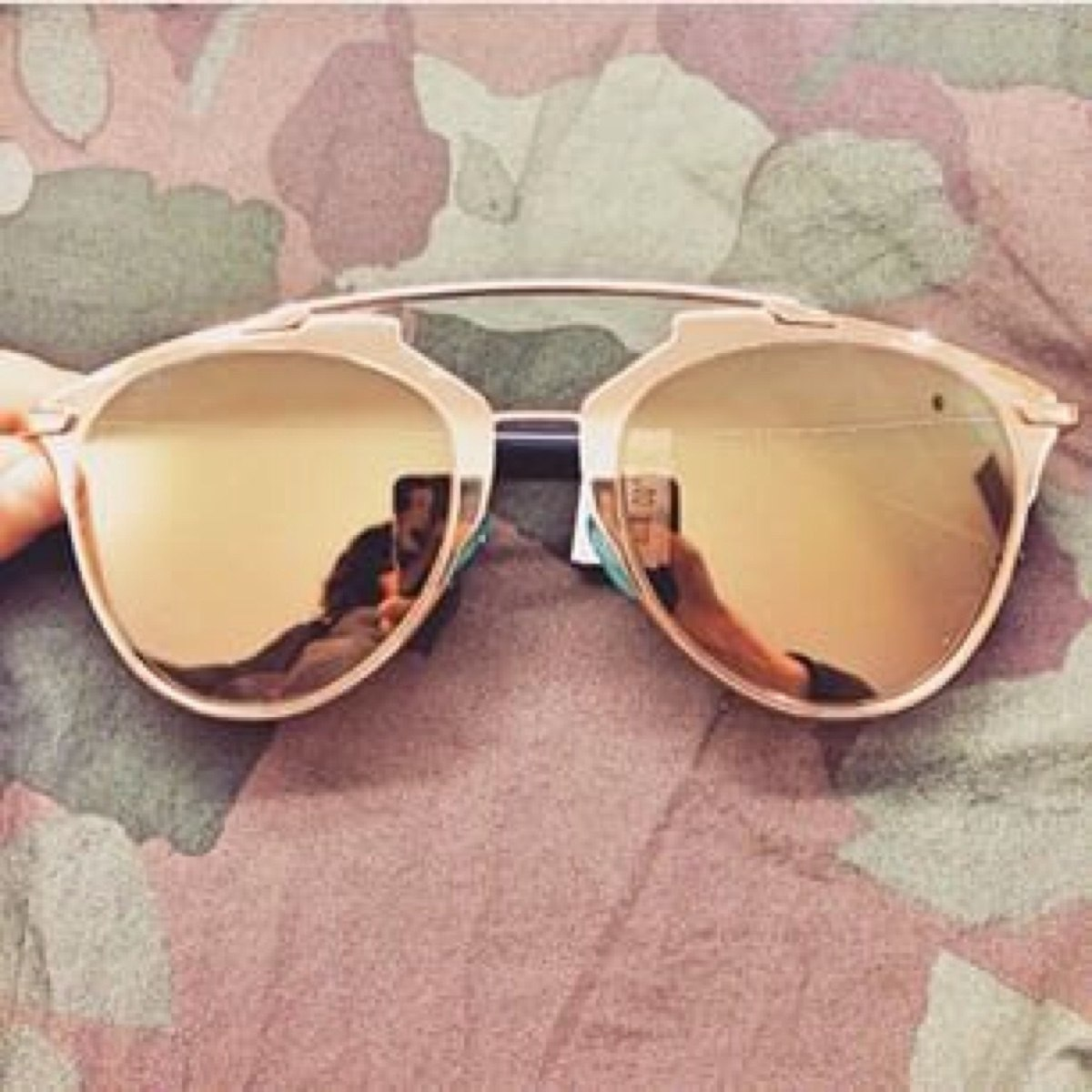 c0fd9f38b óculos de sol espelhado christian dior | Ideias Mix