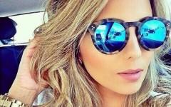 Óculos de Sol Espelhado Feminino, Fotos e Modelos da Moda