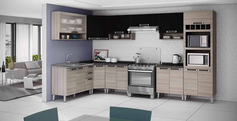 Esplanada Moveis Armario De Cozinha Oppenau Info