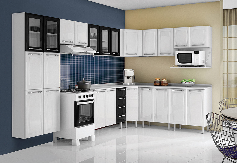 Cozinhas Planejadas Loja de Móveis. Sala de Jantar #7D6E4E 1500 1028