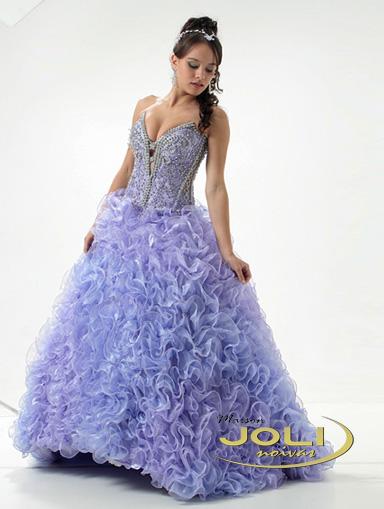 vestidos de debutantes 1