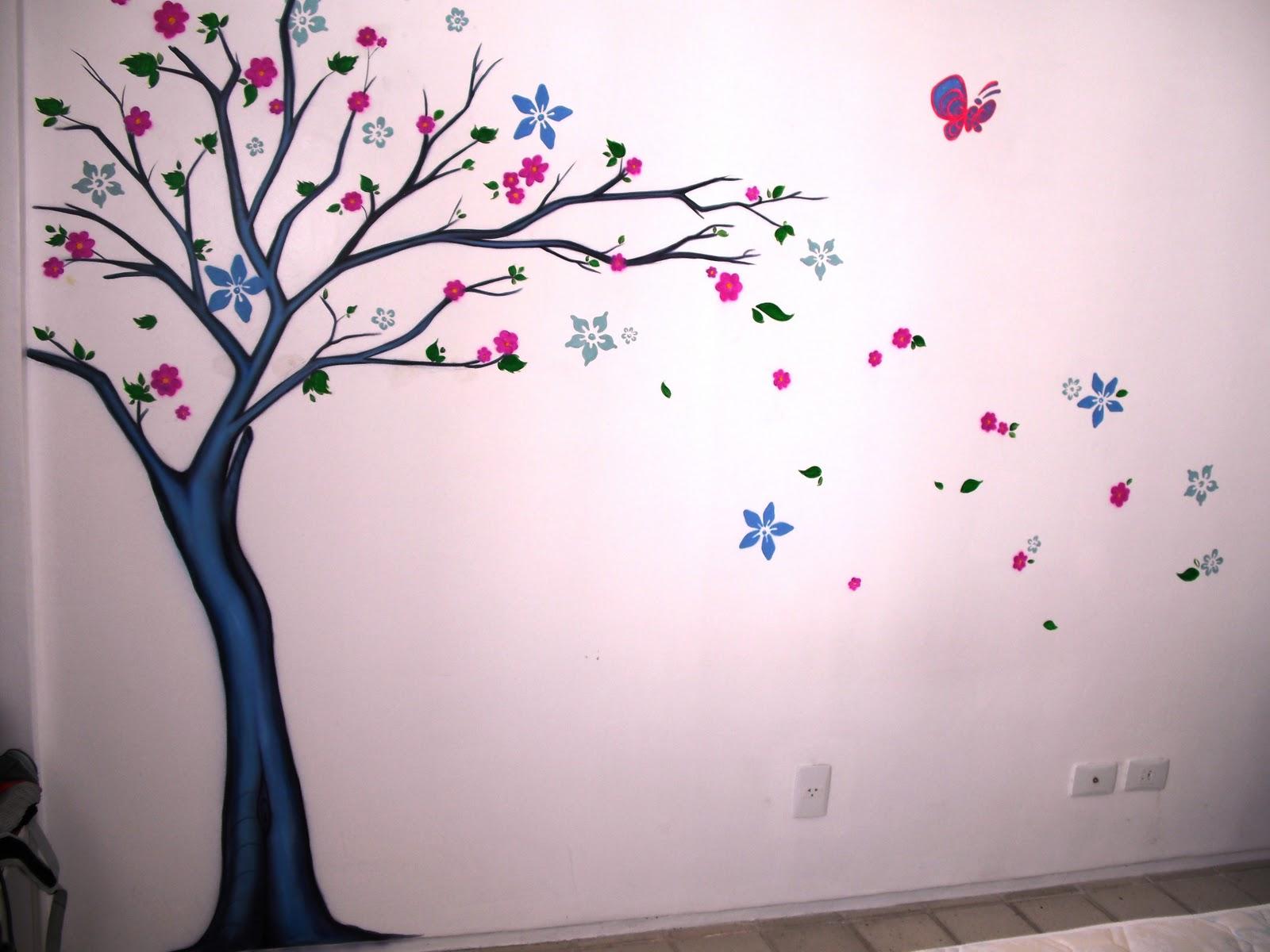 decoracao de interiores quartos femininos:Os adesivos de parede para quarto feminino são perfeitos para