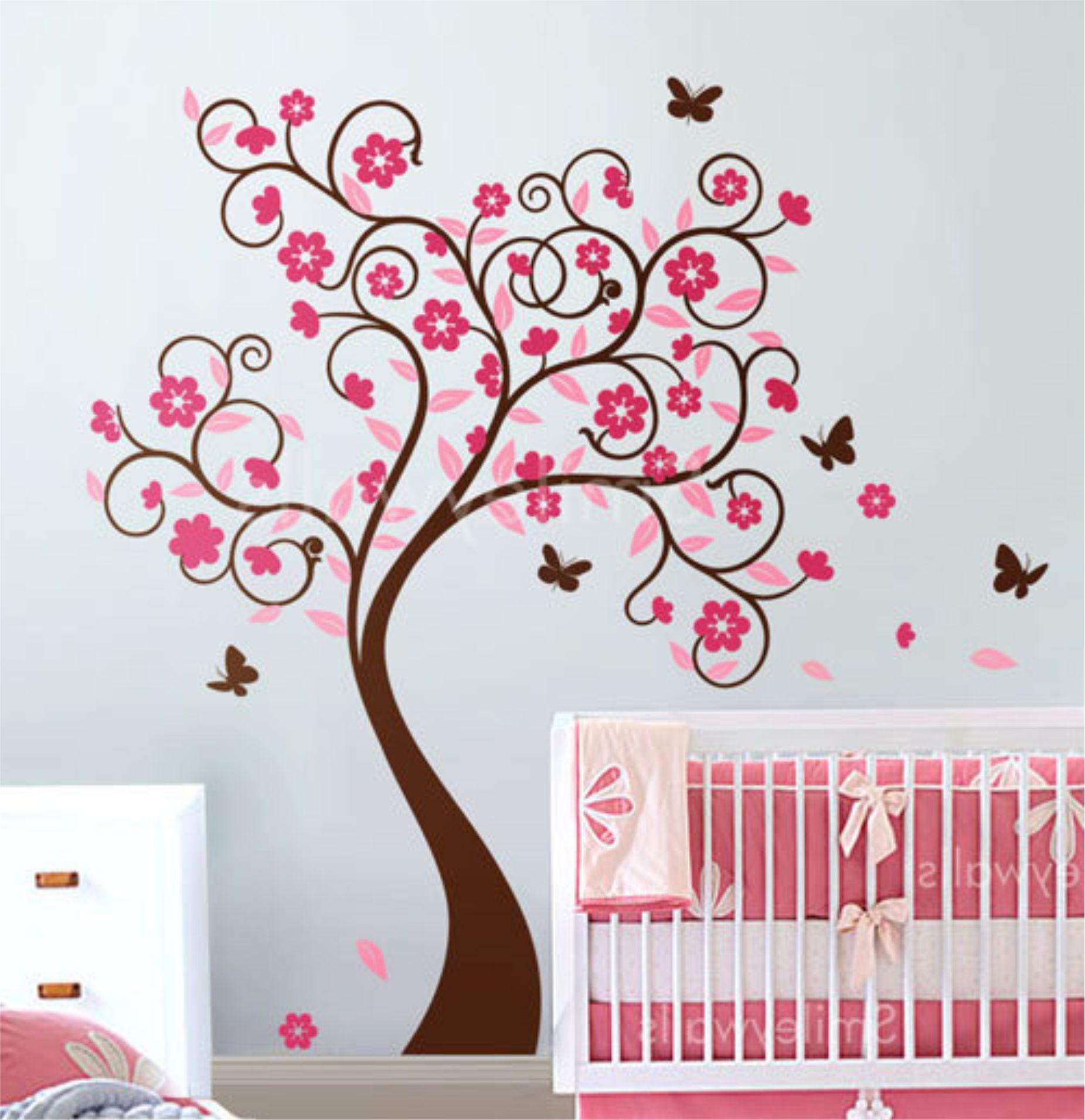 Adesivos Decorativos de Parede de Árvores para Sala e  ~ Adesivos De Parede Para Quarto Galhos