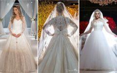 Vestidos de Noivas Tradicionais 2017