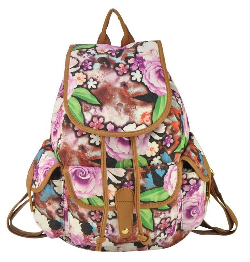 Bolsa Feminina Da Moda 2014 : Bolsas femininas florais moda primavera ver?o ideias mix