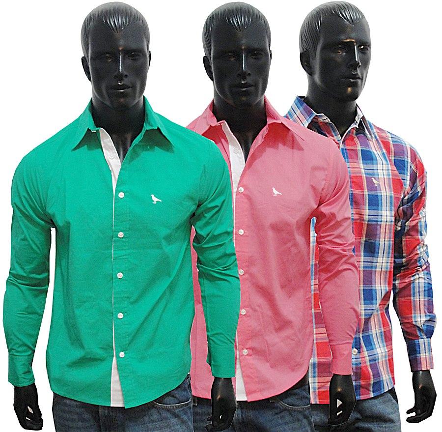Camisa Social Masculina - Não compre antes de ler!