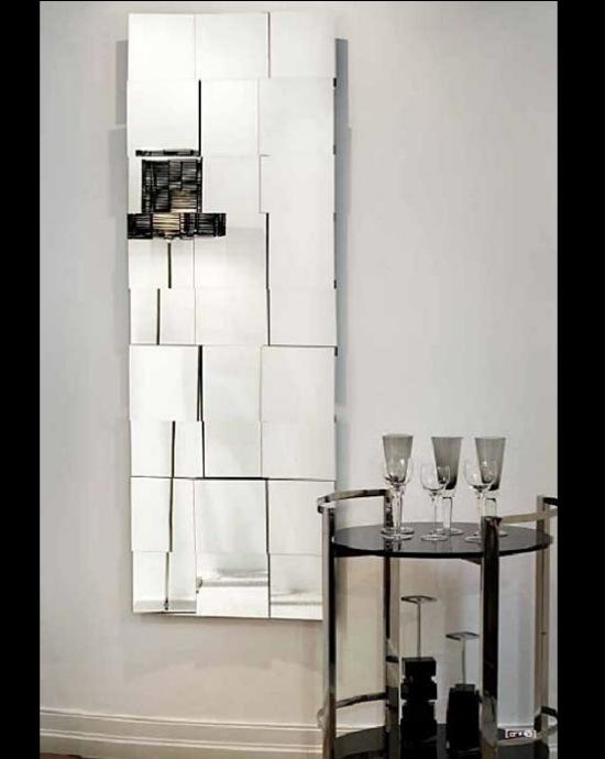 Espelhos decorativos para sala quarto banheiro e for Modelos de sala de casa