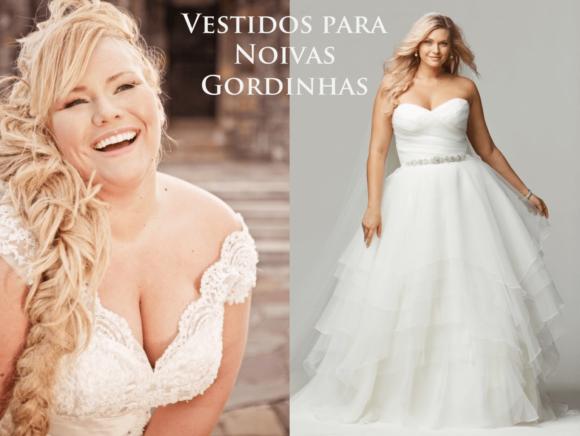 lindos vestidos de noivas para gordinhas
