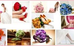 Sapatos de Noivas Coloridos, Modelos Modernos