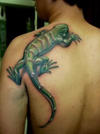 Tatuagens 3D Masculinas, Dicas de Tatuagens Realísticas