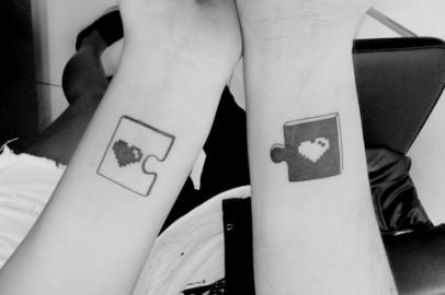 Tatuagens de Casal, Muitas Opções