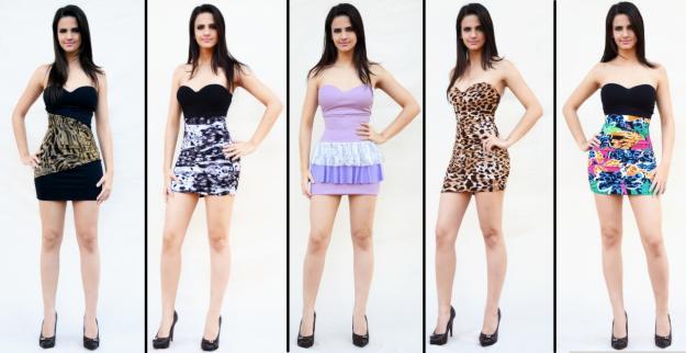 Tubo de modelos latinos adolescentes