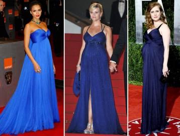 Vestidos de Madrinhas para Gestantes, Belas Opções da Moda Atual