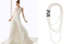 Vestidos de Noiva com Decote V Profundo, Lindos e Modernos
