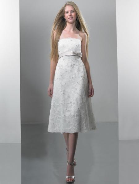 vestidos de noivas para casamento civil 1
