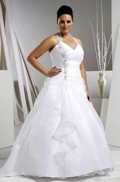 vestidos de noivas para gordinhas