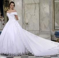 vestidos de noivas tradicionais