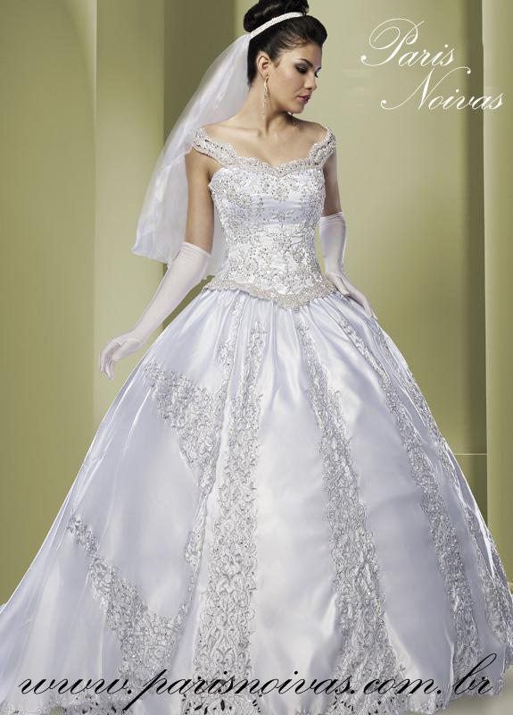 vestidos de noivas tradicionais 2017 ideias mix