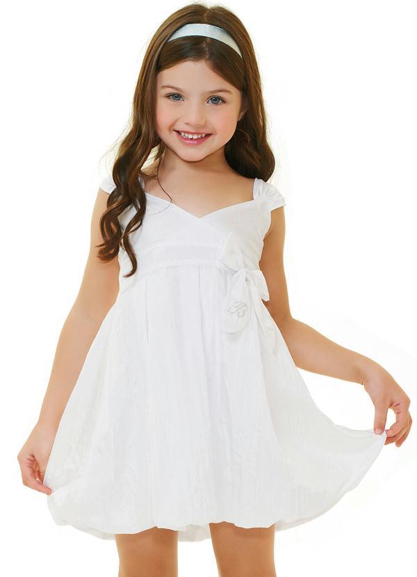 vestidos infantil para réveillon 1