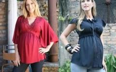 Blusinhas para Gestantes, Modelos da Moda Atual