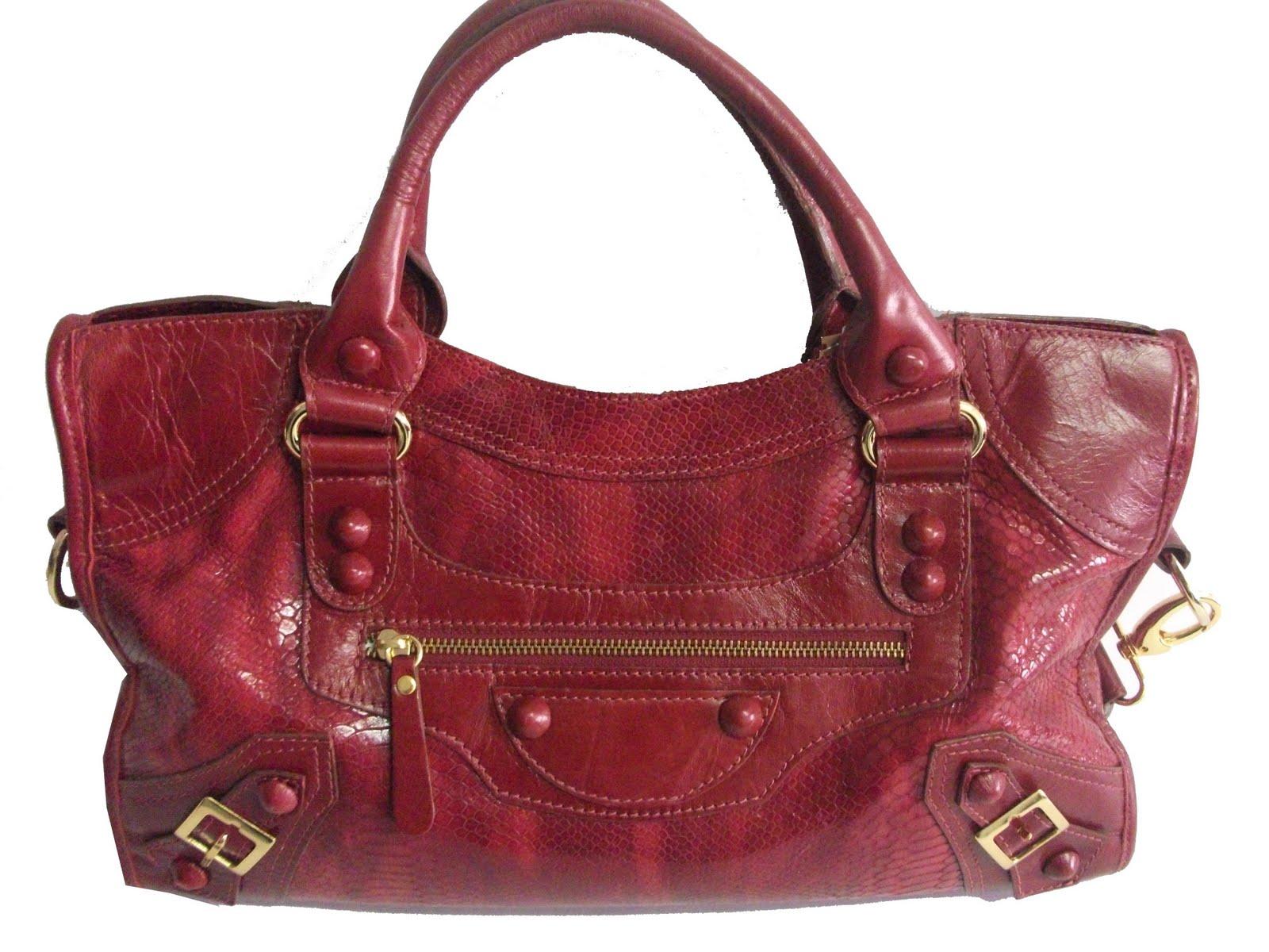 Bolsa De Couro Wow : Bolsas de couro femininas varias marcas e modelos
