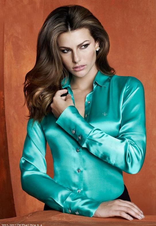 13a7d559c7 Camisas Femininas Dudalina