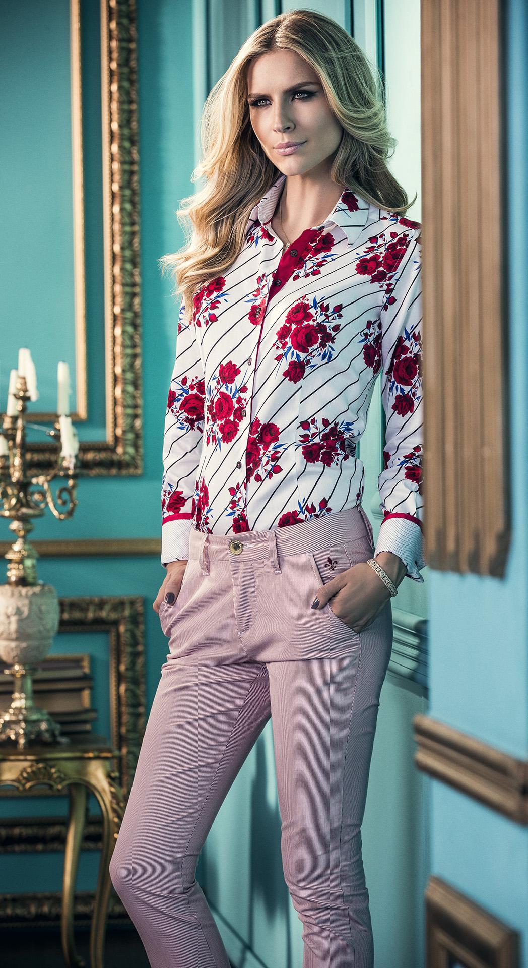 Camisas Femininas Dudalina 348c79c0f302b