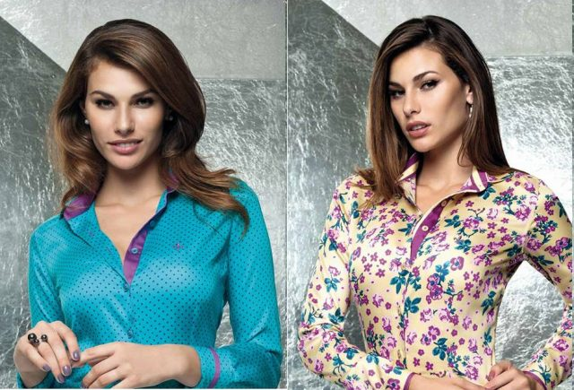7b4f441495 Camisas Femininas Dudalina