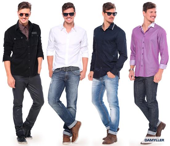 1e26c0bbe Camisas Masculinas em Diversos Modelos e Marcas