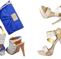 coleção de calçados lança perfume sapatos