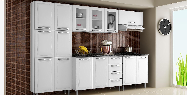 Cozinhas Completas De A O Itatiaia 3 Ideias Mix