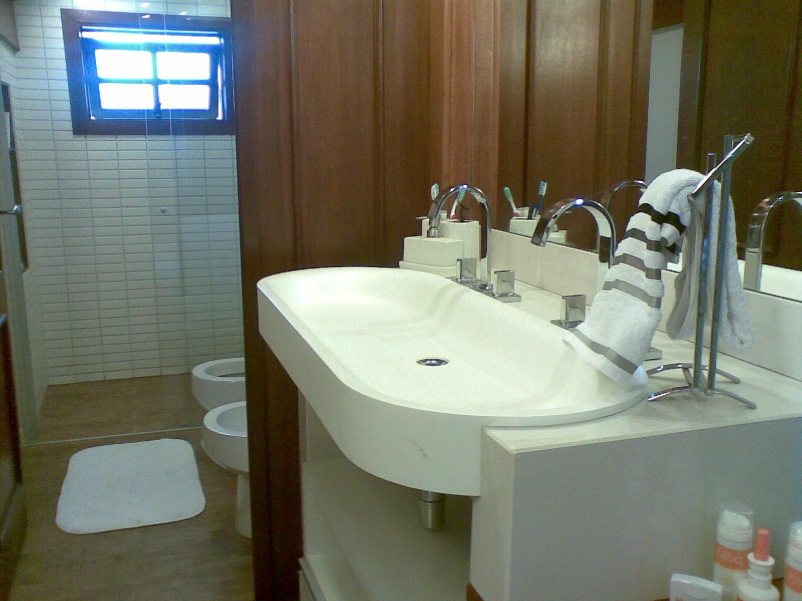 Cuba para Banheiro, Modelos Coloridas e de Diferentes Modelos  Ideias Mix -> Cuba Banheiro Grande