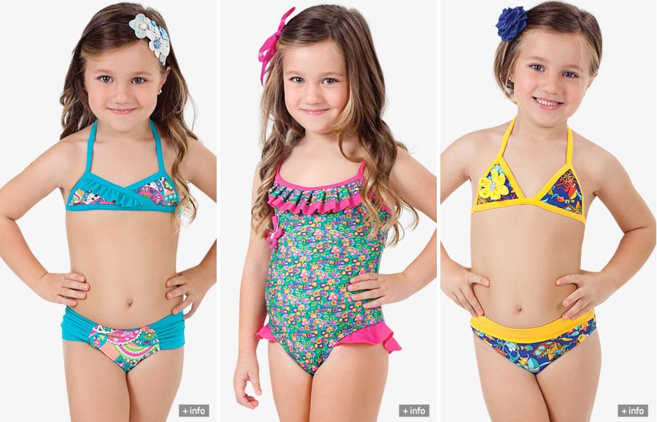 moda praia infantil 2   Ideias Mix eea3b56fd3