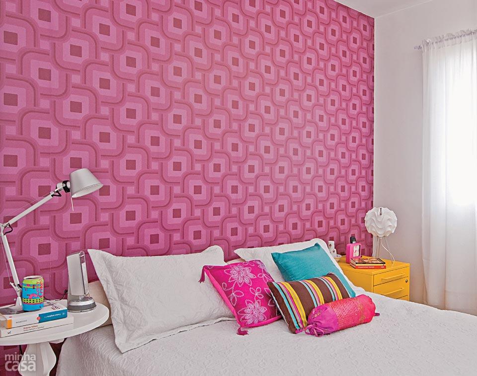 Pap is de parede para quarto de casal solteiro feminino - Papel para forrar paredes ...