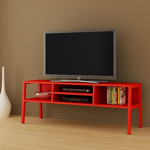 Rack Para Sala De Tv Branco ~ Rack para Sala de TV, Diversos Modelos em Fotos  Ideias Mix
