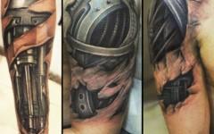 Tatuagens para o Braço Masculino