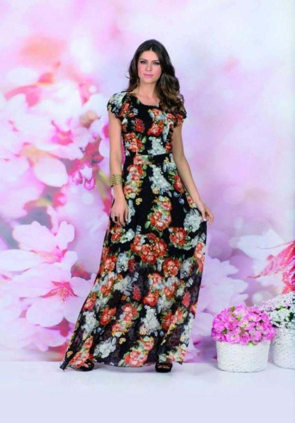 vestidos da moda longos