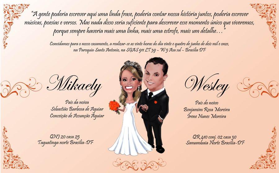 Confira Excelentes Modelos De Convites Para Casamento De Todos Os