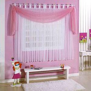 Confira dicas de cortinas para quarto de beb menina - Cortinas para nino ...