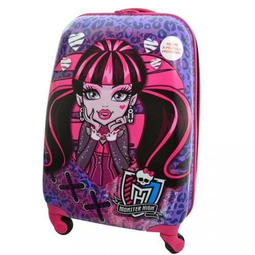Bolsa De Ombro Monster High : Veja as melhores mochilas infantil com rodinhas feminina