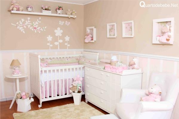 Belas dicas de papel de parede para quarto de beb - Papel pared bebe ...