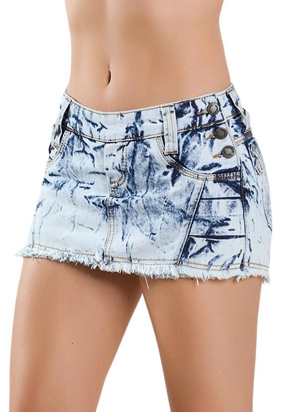 Fau00e7a o Mais belo Look com Shorts Saia Jeans | Ideias Mix