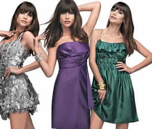Inclua Vestidos de Seda curtos na Moda Atual