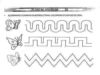 Atividades De Educacao Infantil De Colorir Ideias Mix