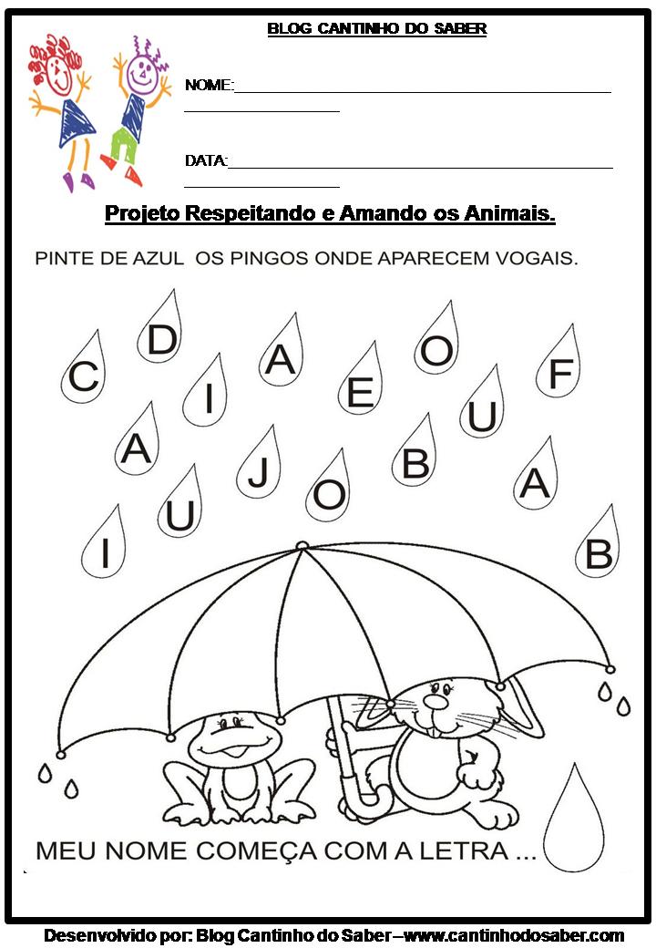 Favoritos Confira as Melhores Atividades de Educação Infantil Para Volta as  SP75
