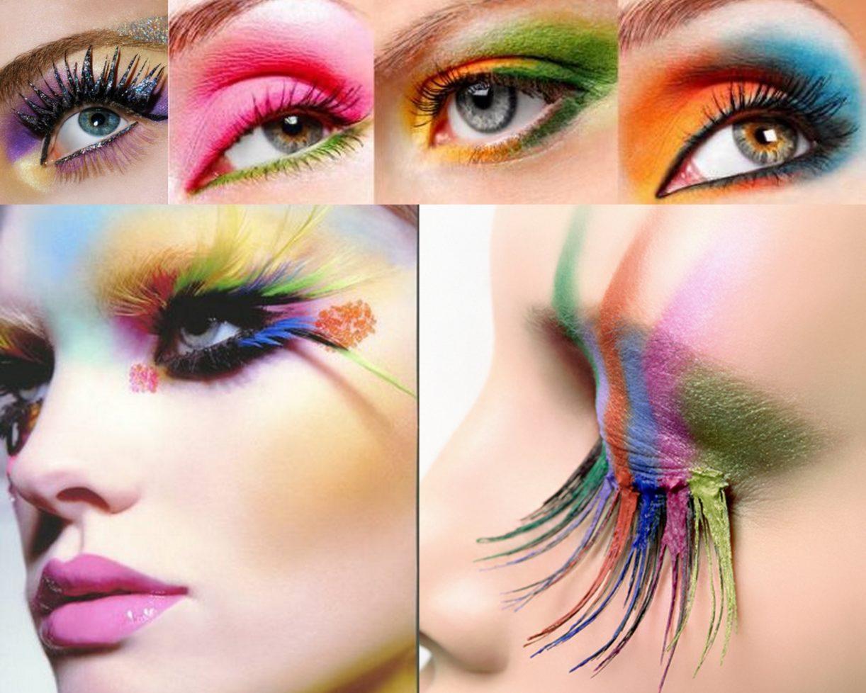 Maquiagens para o carnaval belíssimas