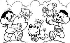Veja as Melhores Dicas de Desenhos de Pascoa para Colorir e Imprimir