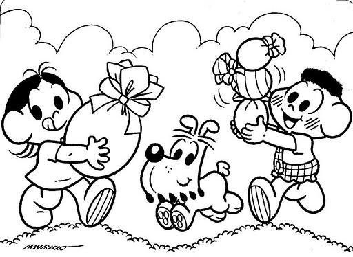 desenhos de pascoa para colorir 6