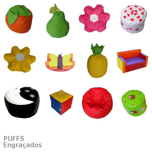 Confira Belos Puffs Decorativos para Sala : Ideias Mix