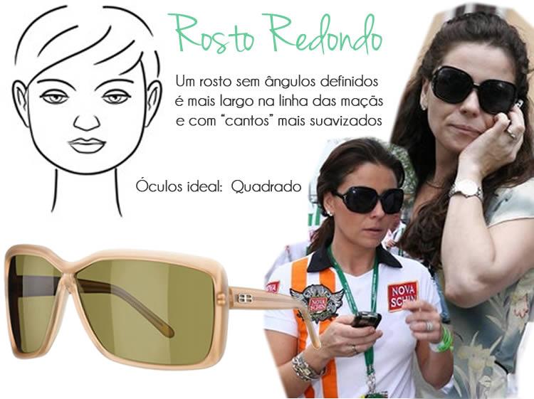 4fb4987b9 Confira Dicas de Óculos de Sol Para Cada Tipo de Rosto | Ideias Mix